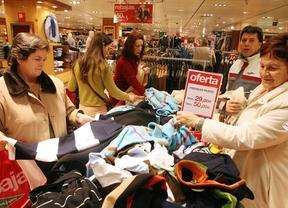 Rebajas 2012: cada español se gastará de media 90 euros