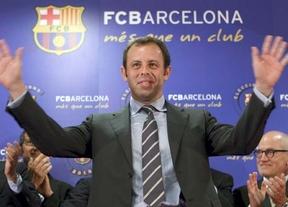 El Barça cambia de discurso: ahora sí se habla (mal) de los árbitros... y hasta de acudir a los tribunales