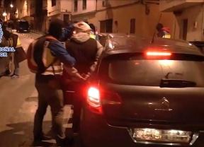 Detenidos 8 presuntos miembros de una célula yihadista, todos españoles y cinco de ellos de origen marroquí