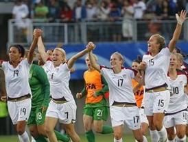 Estados Unidos campeón del Mundial Femenino de fútbol Sub'20