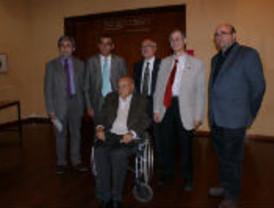 Els 96 anys del lúcid militant d'ERC Víctor Torres
