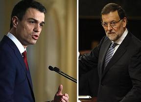 Rajoy y Sánchez se contraprograman con actos electorales en plena jornada de reflexión de las andaluzas