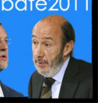 Twitter, el gran ganador del 'debatazo' entre Rubalcaba y Rajoy