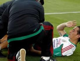 Guardado prolongará su ausencia de las canchas españolas por lesión