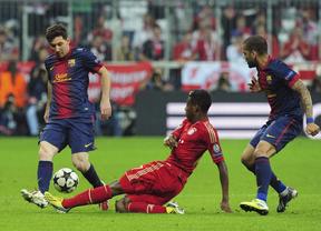 Otra semana de fútbol hasta en la sopa: decisivos partidos ligueros y de Champions de lunes a domingo