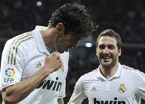 Higuaín y Kaká, ¿castigados por Mourinho?
