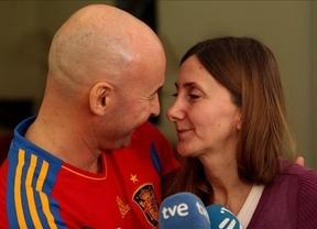 María Marlaska y Ángel Sánchez, del secuestro a la boda: petición de matrimonio en directo