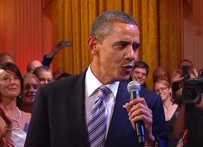 La música que hay detrás de los eslóganes de Obama