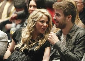 Shakira y Piqué esperan que su hijo nazca este martes