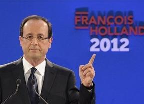 Hollande promete renegociar con la UE el tratado de disciplina fiscal para que los recortes no lo sean todo