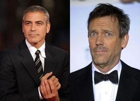 George Clooney y Hugh Laurie, de carne y hueso: comienza el rodaje en Valencia de 'Tomorrowland'