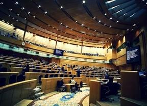 La mayoría popular del Senado rechaza frenar la reducción de las Cortes de Castilla-La Mancha a la mitad