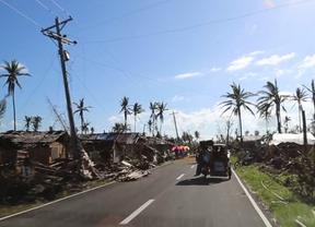 Tifón de Filipinas: un mes después hay regiones devastadas que aún están aisladas