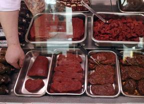 Comunidades autónomas en las que han dado positivas en equino las pruebas a la carne