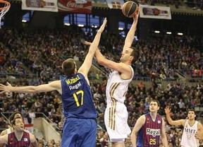 Euroliga: Panathinaikos y al Maccabi, duros rivales en cuartos para Barça y Madrid