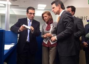 Soria defiende las reformas del Gobierno y augura la consolidación de la recuperación