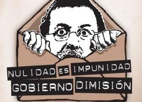 30-J: 'Querella Bárcenas' convoca una manifestación contra los intentos de nulidad del caso