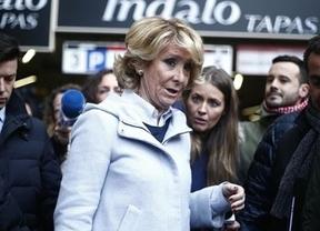 Esperanza Aguirre responsabiliza al 'dedazo' de Rajoy de la derrota en Andalucía y pide la dimisión de Moreno