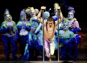El Circo del Sol niega estar en crisis pero prepara 400 despidos