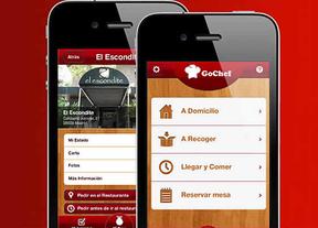 GoChef revoluciona las aplicaciones de restaurantes con su 'llegar y comer'