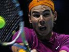 Masters: 'Supernadal' también sabe ganar sufriendo: derrota a Roddick en tres sets