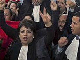 Los parlamentarios retenidos en Casablanca regresan a Madrid