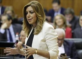 Susana Díaz suspende otra vez su intento de investidura y el siguiente examen queda para después del 24-M