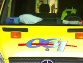 Heridas graves dos personas en San Javier (Murcia) al estrellarse en un ultraligero