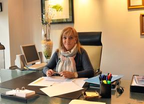 Entrevista con la presidenta del PP de León, Isabel Carrasco, donde analiza las diputaciones y un plan pionero para el joven emprendedor