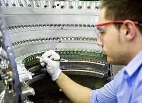 Iberia recibe la certificación de su banco de pruebas para el motor V2500
