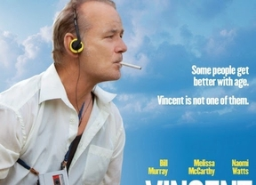 'St. Vincent': Bill Murray y nada más
