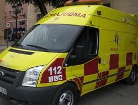 Un hombre resulta herido por arma blanca en el pecho en el municipio de Calasparra (Murcia)