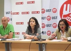 UGT y CCOO entregarán en las Cortes de Castilla-La Mancha propuestas contra cáncer laboral