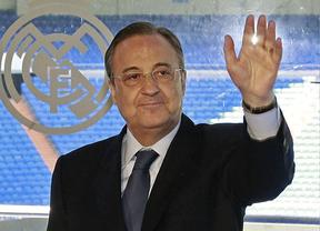 Estadio de la Final de Copa: el PNV ondea ikurriñas y senyeras para acusar a Florentino de 'no querer verlas' en el Bernabéu