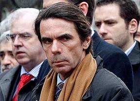 Aznar despeja la incógnita: