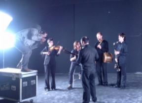 Balbarda inicia el paseo por España de su 'Danza de máscaras', el mejor folklore musical ibérico