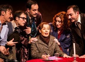 'Perdona si te mato, amor', opera prima de Carlota Pérez- Reverte pasa sobradamente el examen