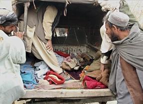 Karzai ve un acto intencionado el 'asesinato' de 17 civiles afganos en Kandahar por un soldado de EEUU