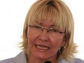Fiscal Luisa Ortega Díaz reitera que diputados electos gozarán de inmunidad cuando asuman sus funciones