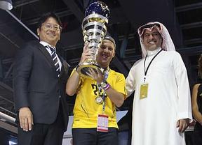 Patrick 'Phayton' Maier se corona Campeón del Mundo de PES 2013