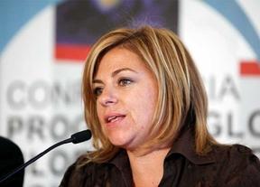 Valenciano, ya en campaña europea, mete miedo a las clases medias: el PP dejará a sus hijos