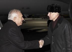 España se mete en la boca del lobo para seguir con los brotes verdes: visita de Margallo y empresarios a Ucrania