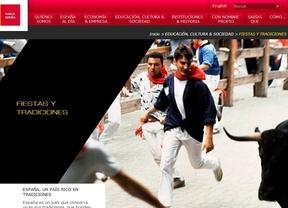 España deja de ser sólo el toro y la flamenca... en la nueva web de la 'Marca España'