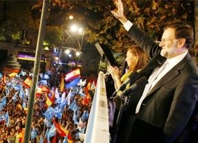 Balance de dos años de Rajoy: el PP pierde un tercio de los votos, pero aventaja en 3,6 puntos al PSOE