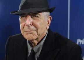 Leonard Cohen prepara nuevo disco tras 7 años de silencio