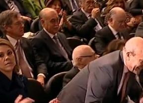 ¿Se enfadó o no Cospedal?: El ministro Wert 'obligado' a explicar lo que ocurrió durante la presentación del programa Greco 2014