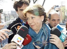 Magdalena Álvarez asegura que el PP quería apartarla del cargo: 'Mi puesto lo quieren para otro'