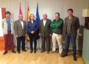 Soriano avanza un nuevo Plan de Desarrollo Rural para Campo de Montiel