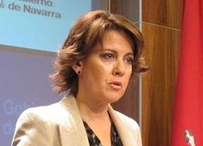 Barcina le pasa la patata caliente a Rubalcaba: no dimite, no convoca elecciones y le reta a presentar moción de censura