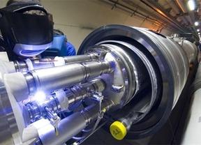 El acelerador de partículas del CERN consigue otro récord de generación de energía